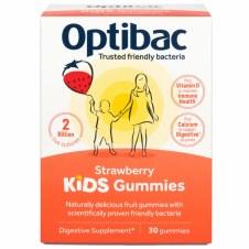 Optibac Probiotics Kids Gummies 30gummies