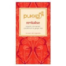Pukka Herbs Revitalising kapha tea 20 sachet
