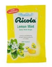 Ricola Mint Lemon Lozenges 70g
