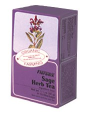 Floradix Sage Organic Herbal Tea 15bag