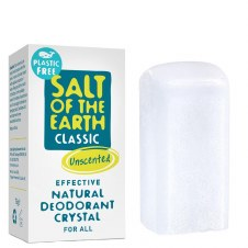 Salt Of the Earth Plastic Free Deodorant Crystal 75g