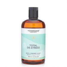 Tisserand Total De-Stress Shower Wash 400ml