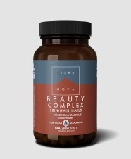TerraNova Nutrition Beauty Complex SKIN/H/NAIL    50 vcaps