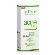 Alba Botanica Acne Pimple Patches 40 single patches