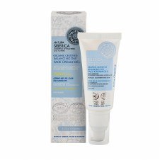 Natura Siberica Balancing Day-Face Cream Gel 50ml