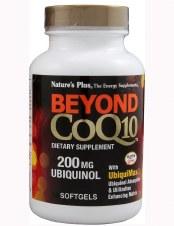 Nature's Plus Beyond CoQ10 200mg Ubiquinol 60