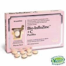 Pharma Nord Bio-InfluZinc+C 90pastilles