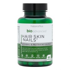 Natures Plus BioAdvanced Hair, Skin & Nails 60 Caps
