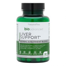 Natures Plus BioAdvanced Liver Support 60