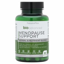 Natures Plus BioAdvanced Menopause Support 60 Caps