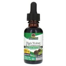 Nature's Answer Black Walnut & Wormwood  30 ml