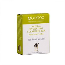 MooGoo Cleansing Bar - Goat's Milk 130g