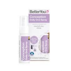 BetterYou Conception Daily Oral Spray 25ml