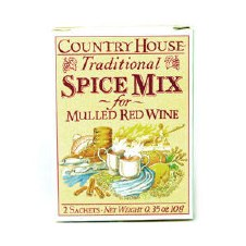 Country House Mulled Red Wine Spice Mix 50g