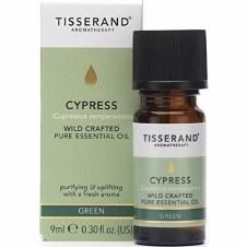 Tisserand Cypress Essential Oil 9ml