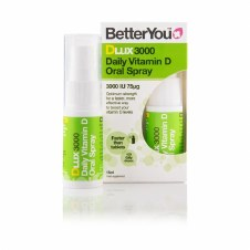 BetterYou D Lux 3000 Oral Vit D3 Spray 15ml