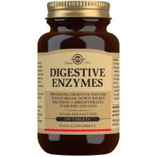 Solgar Vitamins Digestive Enzymes  100 tabs