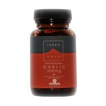 TerraNova Nutrition Garlic 500mg   100 caps