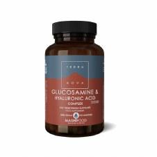 Terranova Nutrition Glucosamine & Hyaluronic Acid  50