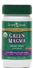 Rio Amazon Green Magma Org Barley Powder 150g