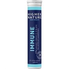 Higher Nature Immune Effervescent 20 tablet