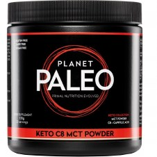 Planet Paleo Keto C8 MCT Powder 220g 220g