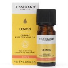 Tisserand Lemon Organic 30ml