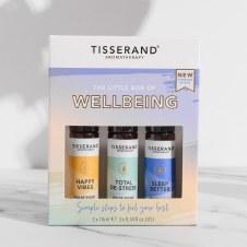 Tisserand Little Box of Wellbeing 3x10ml