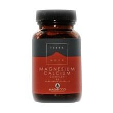 TerraNova Nutrition Magnesium Calcium 2:1 Complex 100 vcaps
