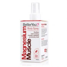 BetterYou Magnesium Muscle Body Spray 100ml