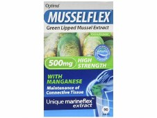 Healtheries Musselflex 500mg Tablets 90 90