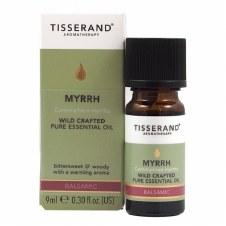 Tisserand Myrrh Wild Crafted Oil 9ml