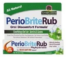 Nature's Answer     NA PerioRub Gel (Tooth & Gum)