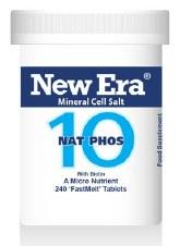New Era No 10 Nat Phos 240 tablet