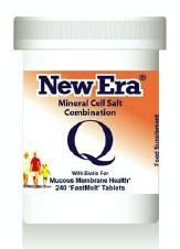 New Era Comb Q Catarrh  240 tablets