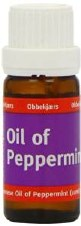 Obbekjaers Japanese Oil Of Peppermint 10ml