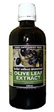 Herbal Wellness Olive Leaf Extract 50ml