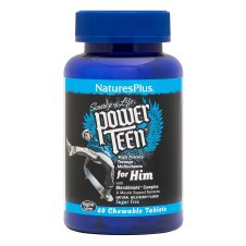 Nature's Plus Power Teen for him 60