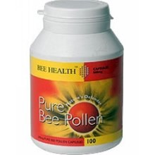 Bee Health Pure Bee Pollen 100 capsule