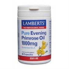 Lamberts Evening Primrose Oil 1000mg 180 Capsules