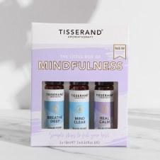 Tisserand Real Calm Box of Mindfulness 3x10ml