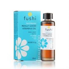 Fushi Wellbeing Really Good Vitamin E Skin Oil 50ml