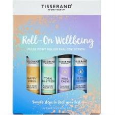 Tisserand Roll-On Wellbeing Set 10ml