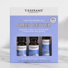 Tisserand Sleep Better Discovery Kit 2x9ml 1x10ml