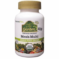 Nature's Plus SOL Garden Mens Multi 30
