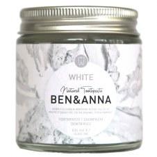 Ben & Anna Toothpaste - White    100