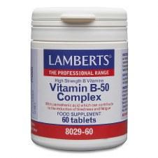 Lamberts VITAMIN B-50 COMPLEX 250