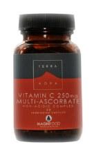 TerraNova Nutrition Vitamin C 250mg Complex   100 vcaps