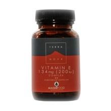 TerraNova Nutrition Vitamin E 200iu Complex   50 vcaps