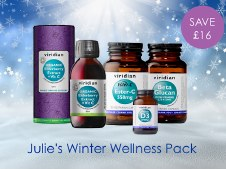 Viridian Winter Wellness Pack